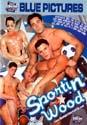 SPORTIN' WOOD DVD  -  $3.59