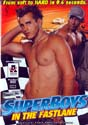 SUPERBOYS IN THE FASTLANE DVD  -  $4.99  -  GAY ADULT DVDS