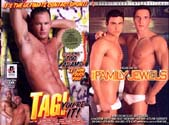 TAG! YOU'RE IT! + THE FAMILY JEWELS DVD  -  $1.49  -  DVD ONLY!