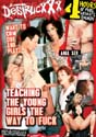 TEACHING THE YOUNG GIRLS THE WAY TO FUCK DVD  -  4 HOURS!  -  $2.49