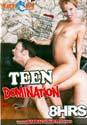 TEEN DOMINATION DVD  -  8 HOURS!  -  $2.89