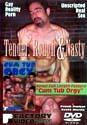 TENDER, ROUGH & NASTY + CUM TUB ORGY DVD  -  $2.49  -  GAY USED DVD!