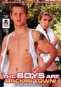 THE BOYS ARE BACK IN TOWN! DVD  -  $4.99