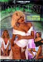 THE LOVE NEST DVD  -  NINA HARTLEY  -  $4.99
