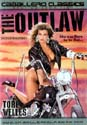 THE OUTLAW DVD  -  TORI WELLES  -  $4.99