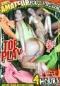 TOE PLAY DVD  -  4 HOURS!   -  $2.69