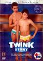 TWINK STORY DVD  -  $4.99  -  CB11
