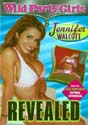 WILD PARTY GIRLS REVEALED: JENNIFER WALCOTT DVD  -  $0.99