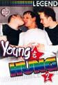 YOUNG & HUNG 2 DVD  -  EURO BOYS  -  $3.99