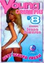 YOUNG CREAM PIES 8 DVD  -  JENNA JAMESON  -  $12.99