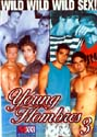 YOUNG HOMBRES 3 DVD  -  LATIN BOYS  -  $3.99